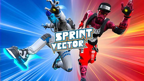Sprint Vector VR Game